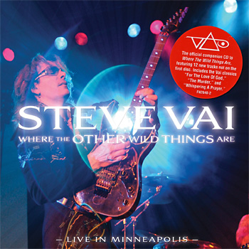 Steve Vai - Where The Other Wild Things Are