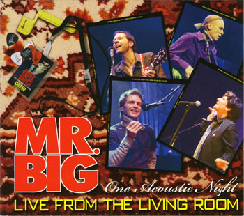 Mr.Big - Live From The Living Room