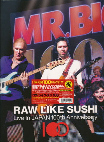 Mr.Big - Raw Like Sushi 100