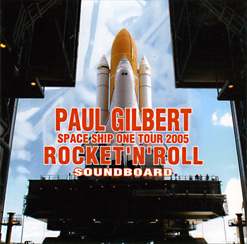 Paul Gilbert - Rocket'n'Roll