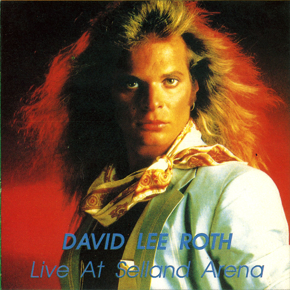 David Lee Roth - Live At Selland Arena