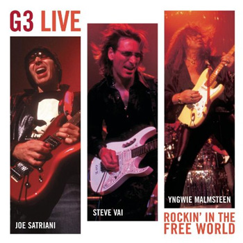 G3 - Live: Rockin' In The Free World