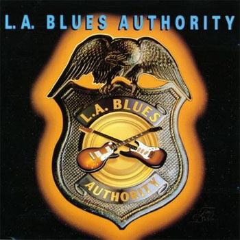VV.AA. - L.A. Blues Authority